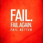Boldogságterv #8: Mulass a kudarcokon!