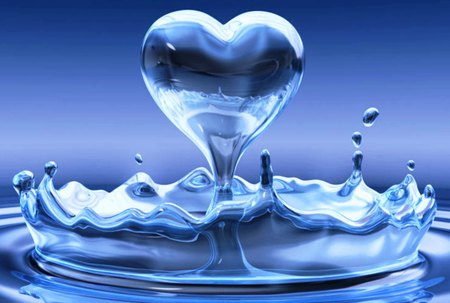 szív víz