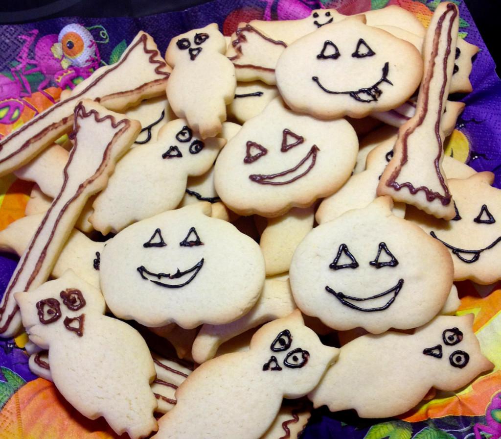 halloween sütikék