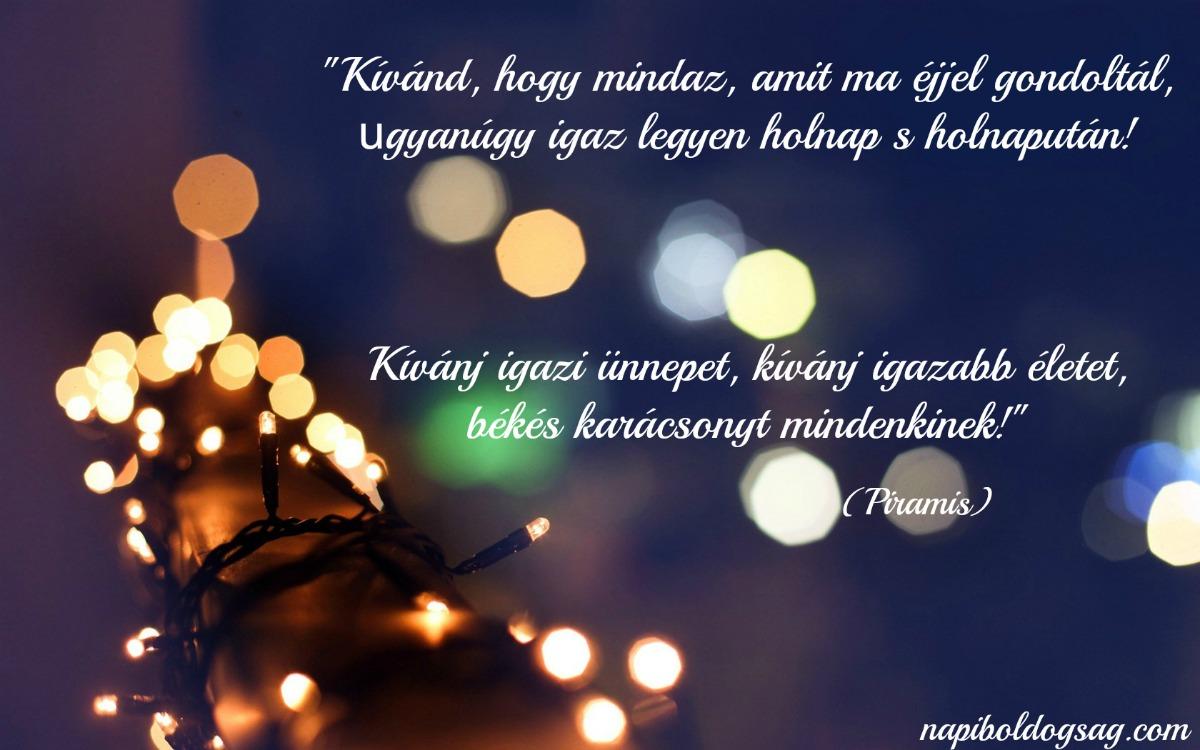 kívánj igazi ünnepet