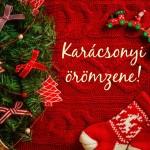 Karácsonyi örömzene!