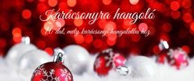 Karácsonyra hangoló