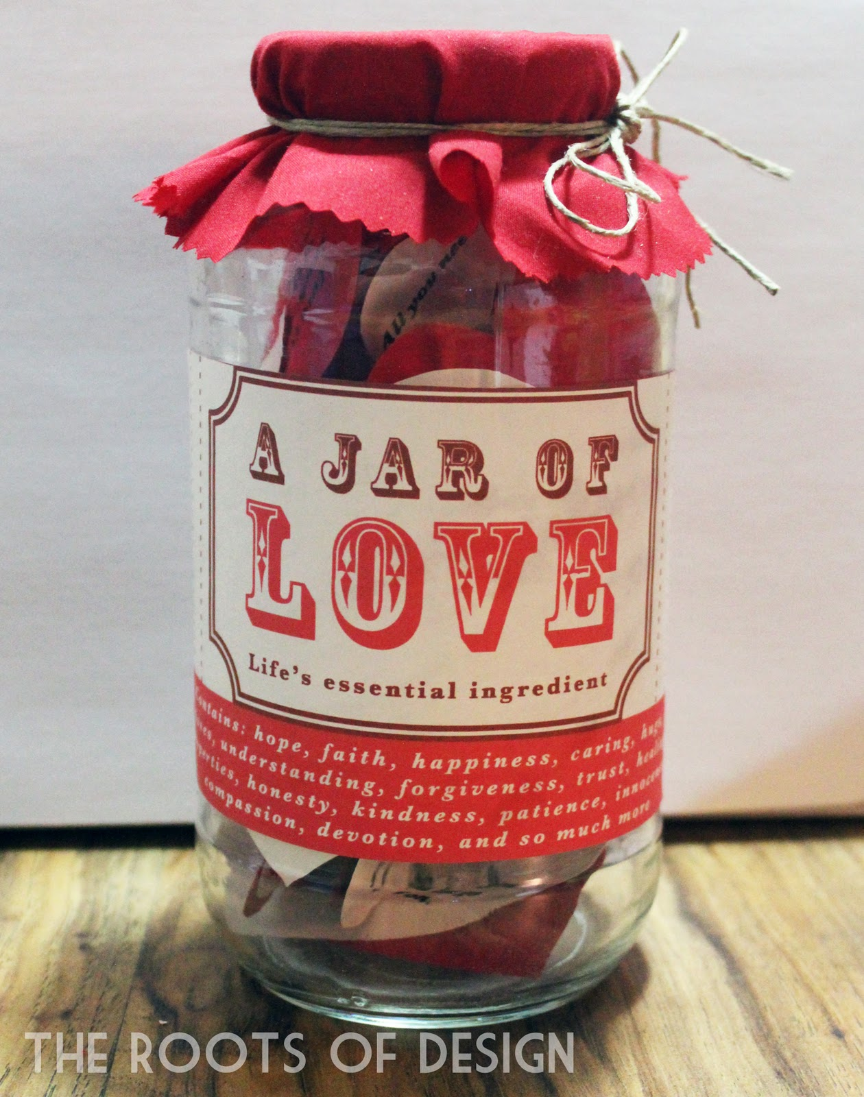 love in a jar
