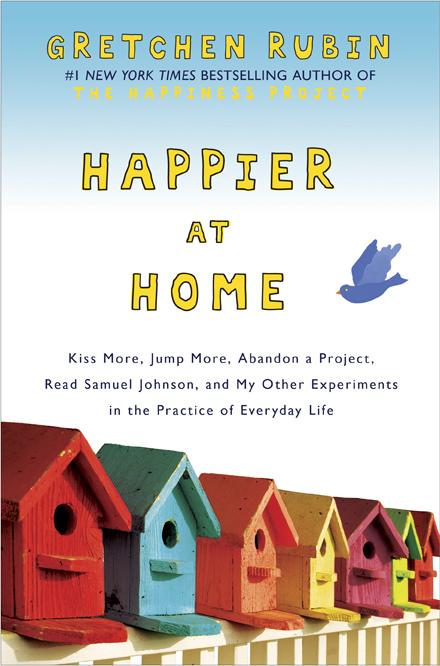 happier at home könyv