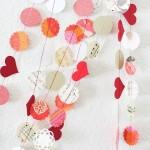 Valentin-napi dekor inspiráció