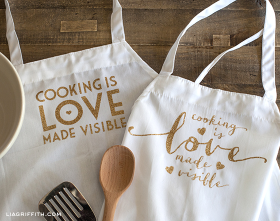 CookinIsLoveAprons