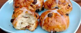 Nagypénteki finomság: Hot Cross Buns