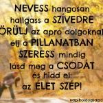 Hidd el… :)