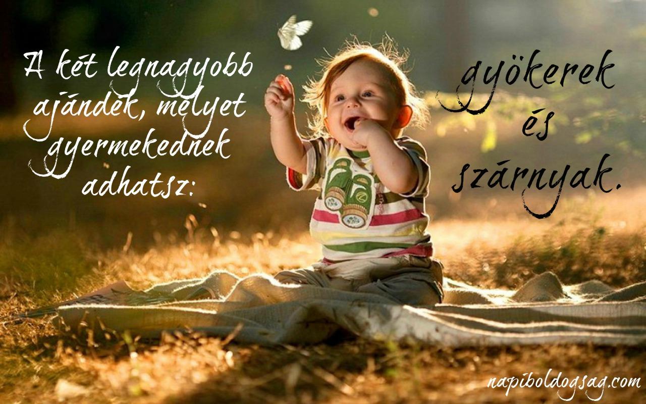 boldog gyereknapot idézetek Idézet gyereknapra… | | Napi Boldogság