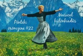 Pénteki örömzene #22: Musical különkiadás
