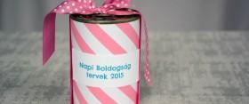 Egy doboznyi boldog terv 2015-re