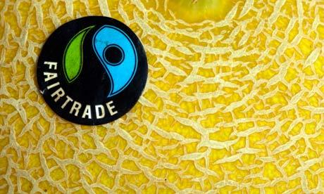 Fairtrade sticker