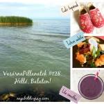VasárnaPillanatok #128: Helló, Balaton!