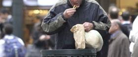 Richard Gere, mint hajléktalan – senki nem ismerte fel!