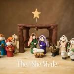 10+1 elképesztő, saját készítésű karácsonyi betlehem!