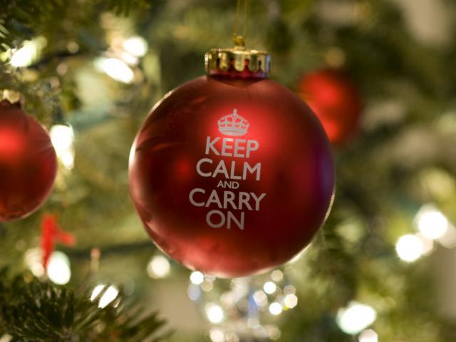 dísz keep calm