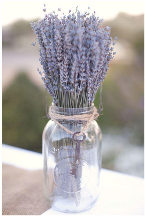levendula vázában
