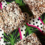 Kókuszkocka – finoman és egészségesen!