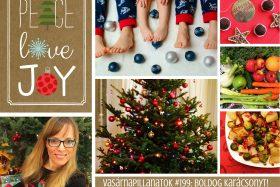 VasárnaPillanatok #199: Boldog karácsonyt!