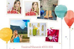 VasárnaPillanatok #203-204: Boldog születésnapot!