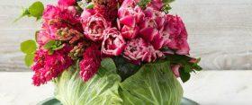 8 tavaszi virágdísz ötlet