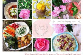 VasárnaPillanatok #223: Te gyönyörű május!