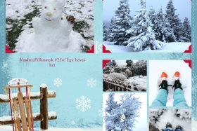 VasárnaPillanatok #254: Egy havas hét